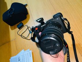 Sony A6500 (só O Corpo) + Sd 16gb + Frete Gratis