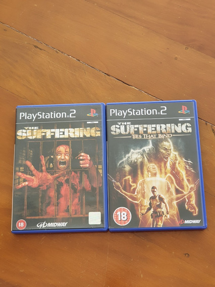 The Suffering + The Suffering Ties That Bind Ps2 Europeu