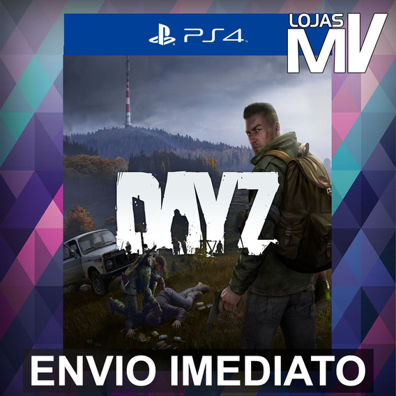 Dayz Standard - Ps4 Playstation 4 Código 12 Dígitos