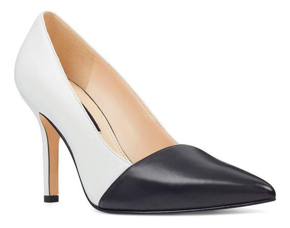 Zapato Oficina Manque Blanco