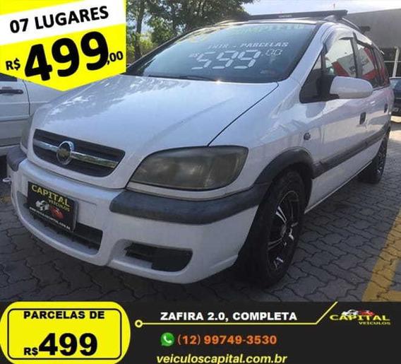 Chevrolet Zafira Flexpower Comfort 2.0 8v 4p