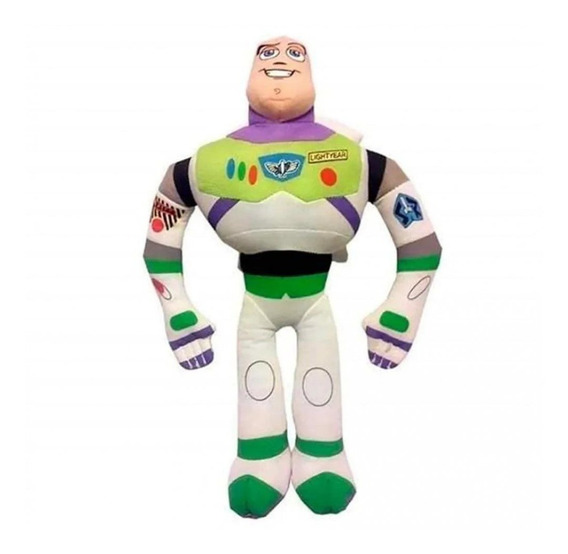 Pelúcia Com Som Personagens Disney Toy Story Buzz Lightyear