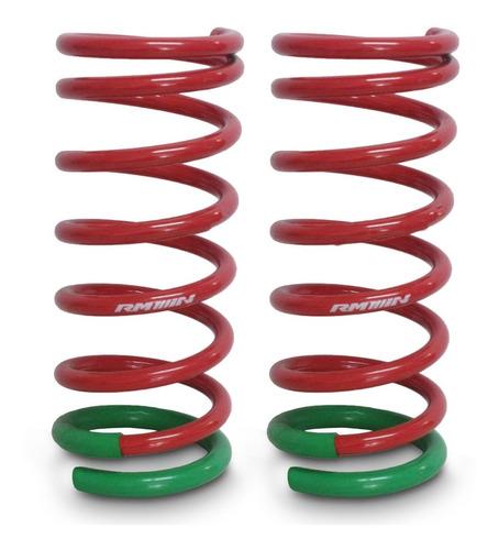 Kit Espirales Traseros Rm Competición Volkswagen Gol Trend
