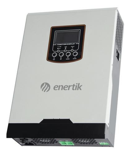 Inversor Cargador Baterías 24v 2000w Reg Solar Pwm Emporio