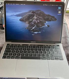 Macbook Pro 13 2018 I7 16gb Ram 512gb Cómo Nueva