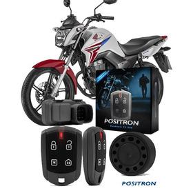 Alarme Moto Positron Titan 150 Especifico Doublok