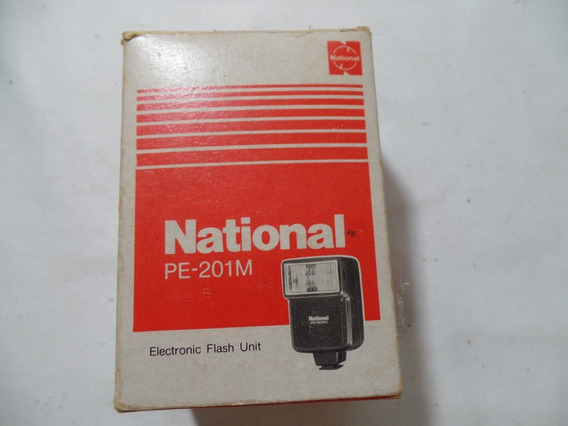 Flash National Pe 201 M - Funcionando