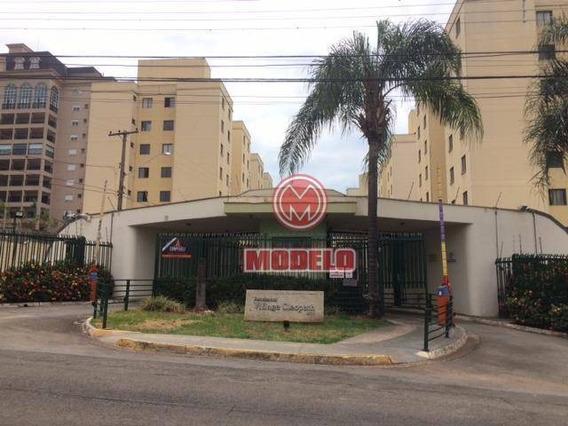 Ap Mobiliado, Central, Com 2 Dormitórios, 1 Vaga 54m² Piracicaba-sp - Ap2771