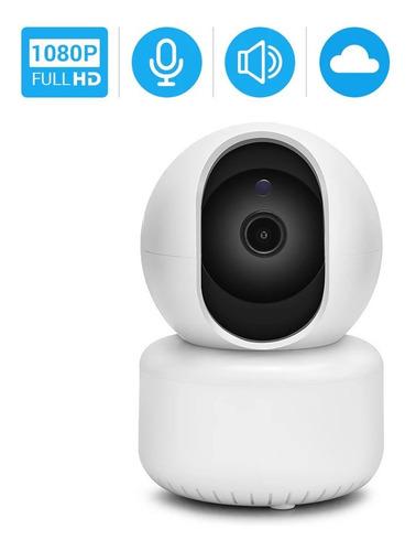 Camara Seguridad Ip Wifi Full Hd 1080p Icsee Nocturna