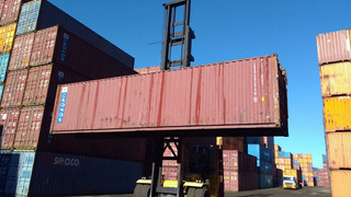 Containers Marítimos Seco 40 Pés