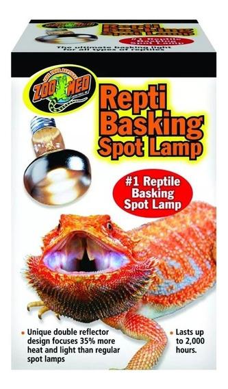 Zoomed Repti Basking Spot Lâmpada Para Repteis 50w - Sl-50