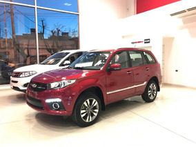 Chery Tiggo 1.6 4x2 Luxury Mt 2017 Blanca