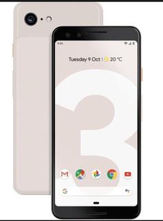 Google Pixel 3 64gb Not Pink Rosa Novo Não É 3a No Brasil