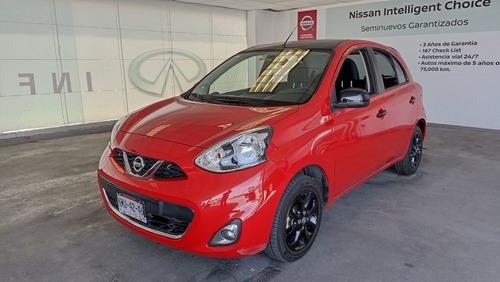 Imagen 1 de 14 de Nissan March 2020 1.6 Exclusive At