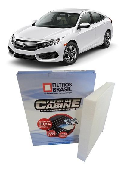 Filtro Cabine Ar Condicionado - Novo New Civic Após 2016 G10