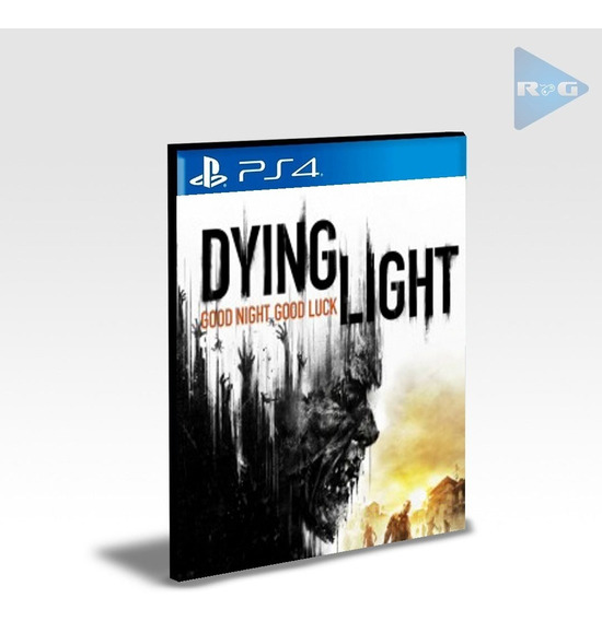 Dying Light Ps4 - Envio Agora