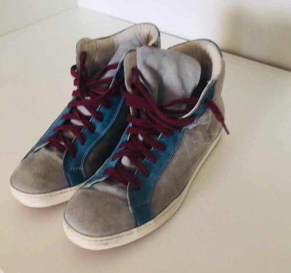 Sapatênis Armani Jeans Original