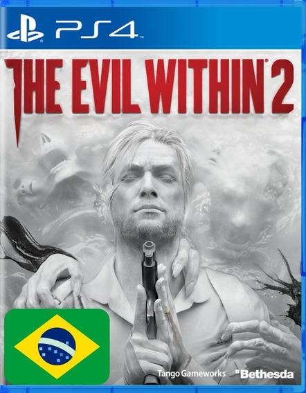 The Evil Within 2 Ps4 1 Codigo Imediato