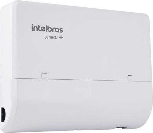 Imagem 1 de 2 de Central Pabx Intelbras Conecta+ 2 Linhas E 4 Ramais + Disa