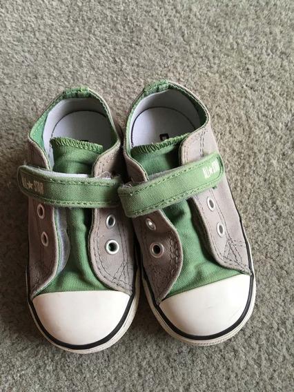 Zapatillas All Star/converse Niño. Talle 7,5 Usa. Importadas