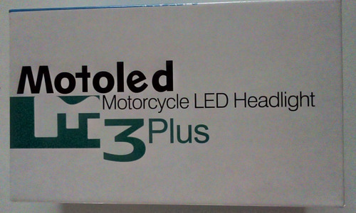 Bombillo Luz Led H4 Naom3 5500lm Altas/bajas Moto/carro