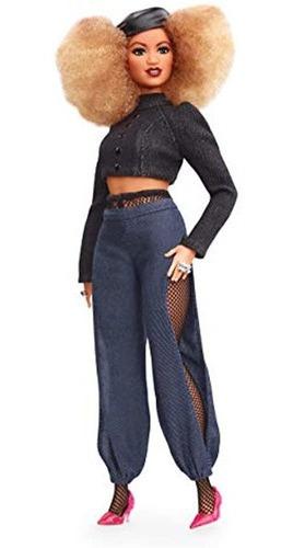 Imagen 1 de 6 de Barbie Diseñada Por Marni Senofonte Muñeca