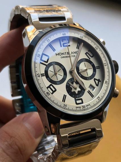 Elegantes Relojes Mont Blanc