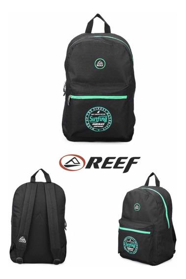 Mochila Reef Original Edición Black Unisex 2018