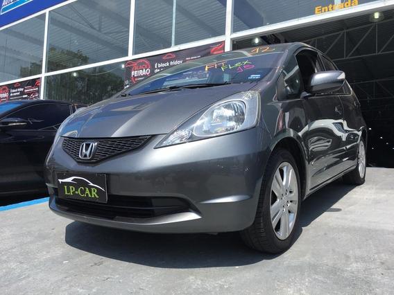 Honda Fit Ex 2012 Manual 1.5 (revisões Na Concessionária )
