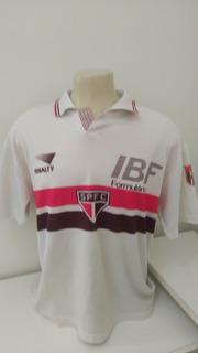Camisa São Paulo 1992 - Home - Raí#10
