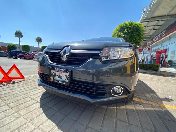 Logan Intens T/a En Renault Cuautitlan