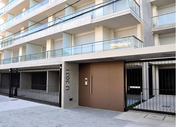 Apartamento A Estrenar De 2 Dormitorios Con Patio