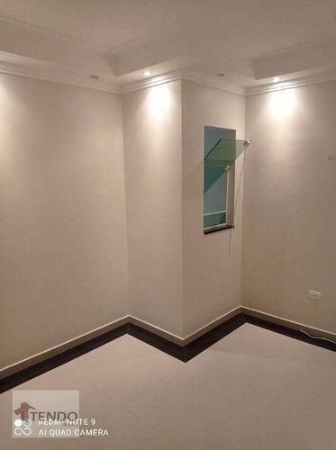 Sobrado 191 M² - Venda - 3 Dormitórios - 1 Suíte - Parque Selecta - São Bernardo Do Campo/sp - So0504