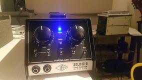 Universal Audio 610 Solo. N Neve Focusright Api