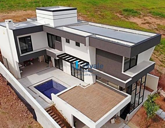 Casa À Venda Condomínio Alphaville I, Avalia Permuta! Sjcampos-sp - Ca0818