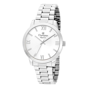 Relógio Feminino Champion Prata
