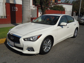 Infiniti Q50 3.7 Seduction Mt