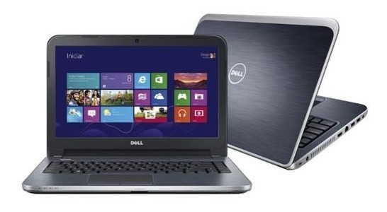 Notebook Dell Inspiron 5437 - Intel Core I7 + Grátis: Mouse
