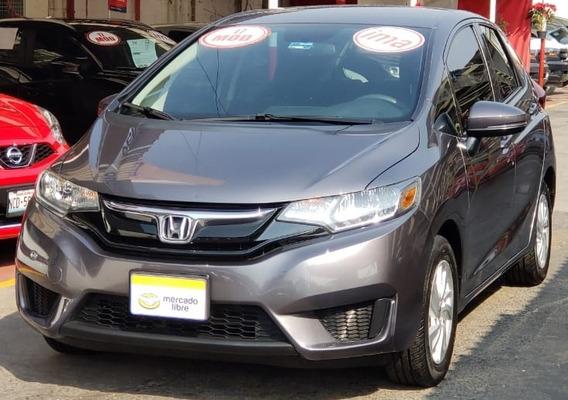 Honda Fit Fun 2017