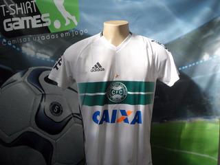 Camisa Do Coritiba Usada No Brasileiro 2016.