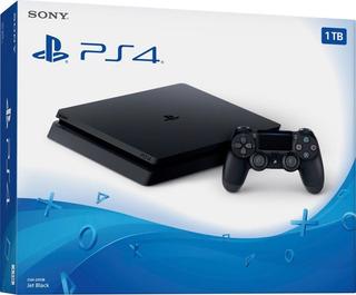 Consola Sony - Playstation 4 1tb -nuevo Sellado