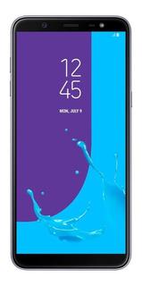 Samsung Galaxy J8 64gb Prata Em 12x + Frete Gratis