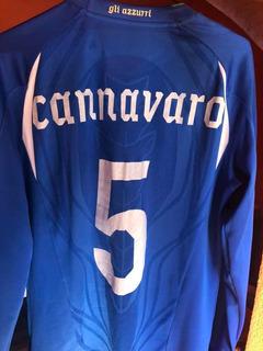 Jersey Italia Cannavaro !!