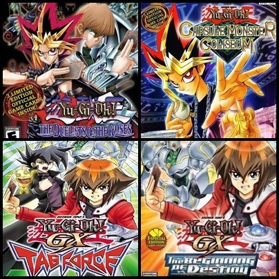 Ps2 - Yu-gi-oh - 4 Dvds - Patch Desbloqueado