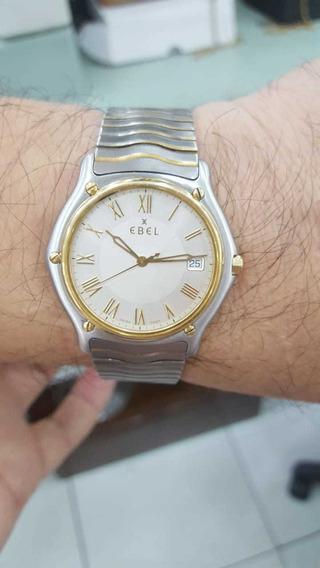 Relógio Ebel 38.milimitros Com Garantia