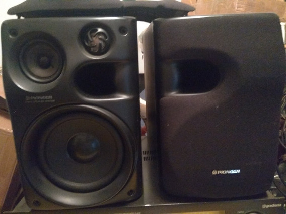 Caixas Acústica Pionner S-p350v/akai/gradiente/jvc/sony/cce