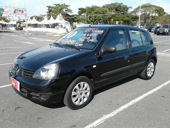 Renault Clio Hatch. Campus 1.0 4p Flex Zero De Entrada!!!