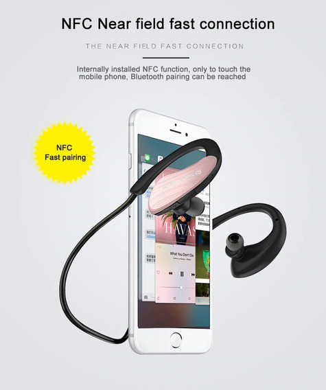Fone De Ouvido Bluetooth Awei A885bl Original iPhone Android