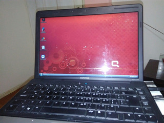 Notebook Hp Cq40 Poco Uso, Funciona Perfecta