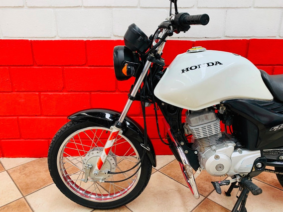 Honda Cg 125 Cargo - 2013 - Financiamos - Km 33.000